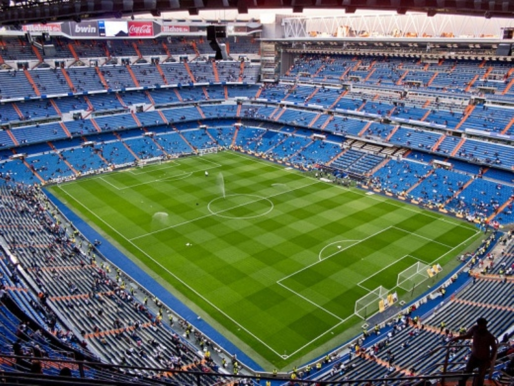 Santiago bernab u stadium in madrid curiosities in spain for Puerta 38 santiago bernabeu